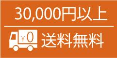 30,000 円以上送料無料